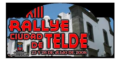 XXXIII Rallye Ciudad de Telde