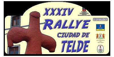 XXXIV Rallye Ciudad de Telde