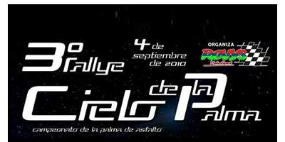 III Rallye Cielo de La Palma