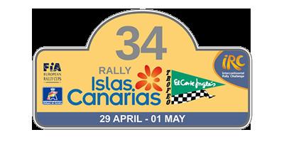XXXIV Rally Islas Canarias - IRC