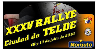 XXXV Rallye Ciudad de Telde