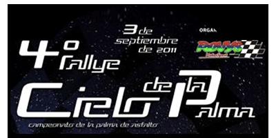 IV Rallye Cielo de La Palma