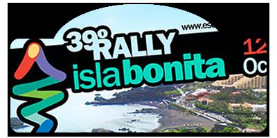 39 Rallye La Palma Isla Bonita