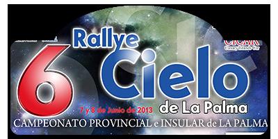 VI Rallye Cielo de La Palma