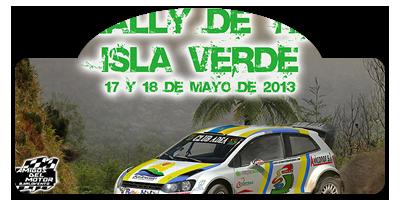 XVI Rallye de Tierra Isla Verde