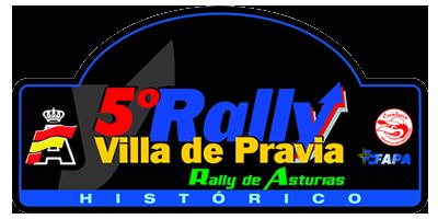 5º Rally Villa de Pravia Histórico