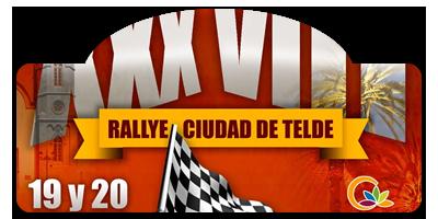 XXXVIII Rallye Ciudad de Telde