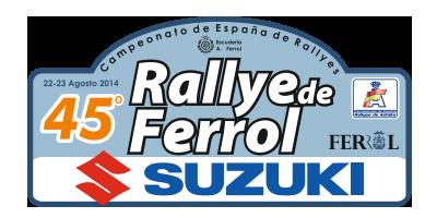 45 Rallye de Ferrol