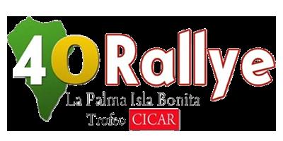 40 Rallye La Palma Isla Bonita