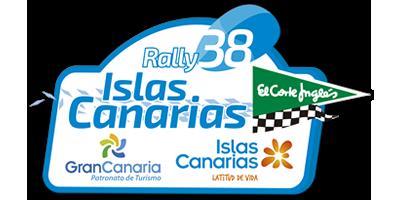 38 Rally Islas Canarias El Corte Inglés