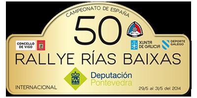 50 Rallye Rías Baixas