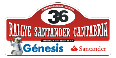 36 Rallye Santander Cantabria