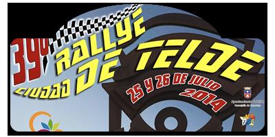 39 Rallye Ciudad de Telde