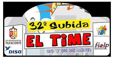32ª Subida a El Time