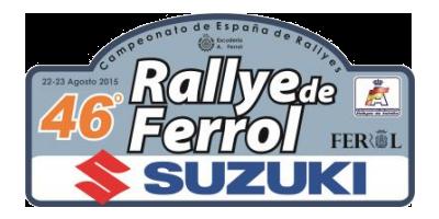 46 Rallye de Ferrol