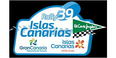 39 Rally Islas Canarias El Corte Inglés