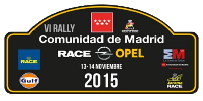 VI Rally Comunidad de Madrid - RACE