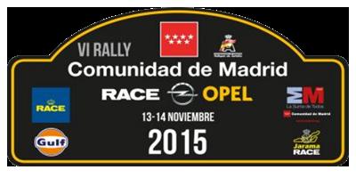 VI Rally Comunidad de Madrid - RACE