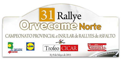31 Rallye Orvecame Norte