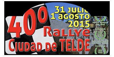 40 Rallye Ciudad de Telde