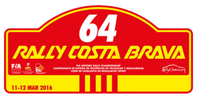 64 Rally Costa Brava