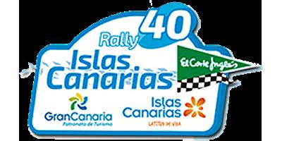 40 Rally Islas Canarias El Corte Inglés ERC