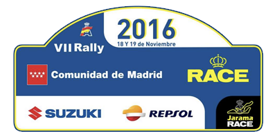 VII Rally Comunidad de Madrid - RACE