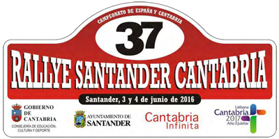 37 Rallye Santander Cantabria