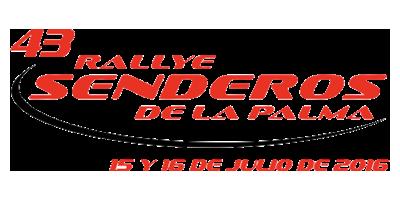 43 Rallye Senderos de La Palma