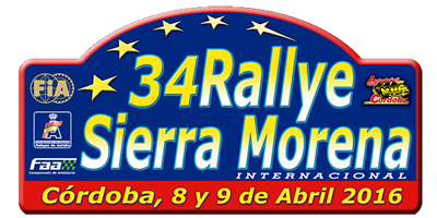 34 Rallye Sierra Morena