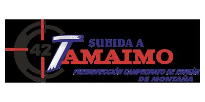42 Subida a Tamaimo - Camp. España