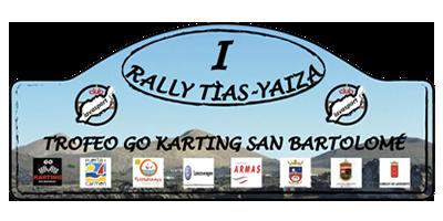 I Rally Tías - Yaiza