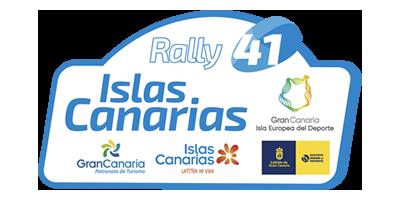 41 Rally Islas Canarias ERC