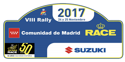 VIII Rally Comunidad de Madrid - RACE