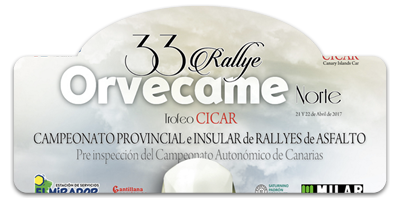 33 Rallye Orvecame Norte