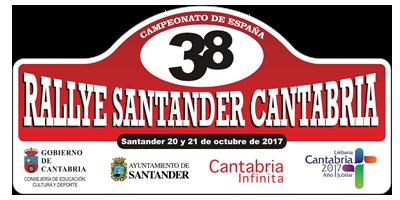 38 Rallye Santander Cantabria