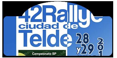 42 Rallye Ciudad de Telde