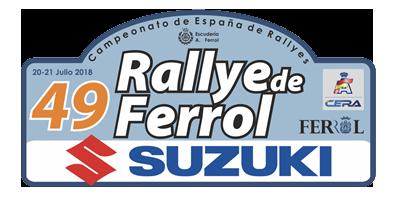 49 Rallye de Ferrol