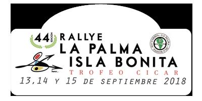 44 Rallye La Palma Isla Bonita