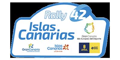 42 Rally Islas Canarias ERC