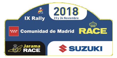 IX Rally Comunidad de Madrid - RACE