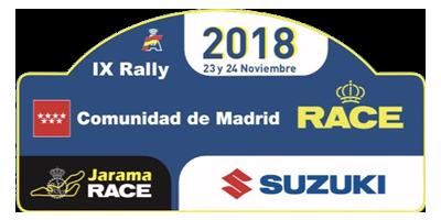 IX Rally Comunidad de Madrid - RACE