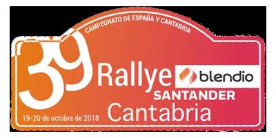 39 Rallye Santander Cantabria