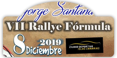 Rallye Fórmula de Navidad 2019