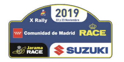 X Rally Comunidad de Madrid - RACE