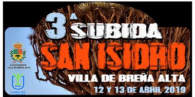3 Subida San Isidro