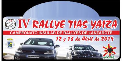IV Rally Tías - Yaiza