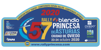 Rally Princesa de Asturias 2020