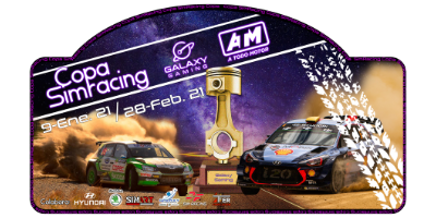 I Copa SimRacing Galaxy Gaming Center