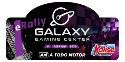 I eRally Galaxy Gaming Center